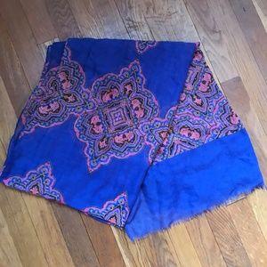 Purple Old Navy Fashion Scarf